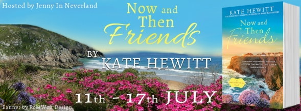 now and then friends banner