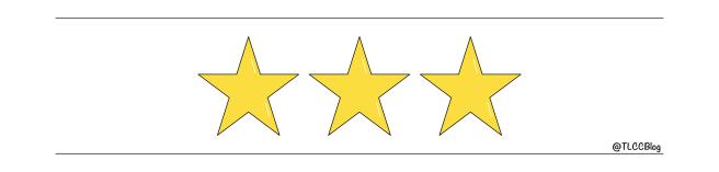 3 three Stars