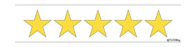 5 Five Stars