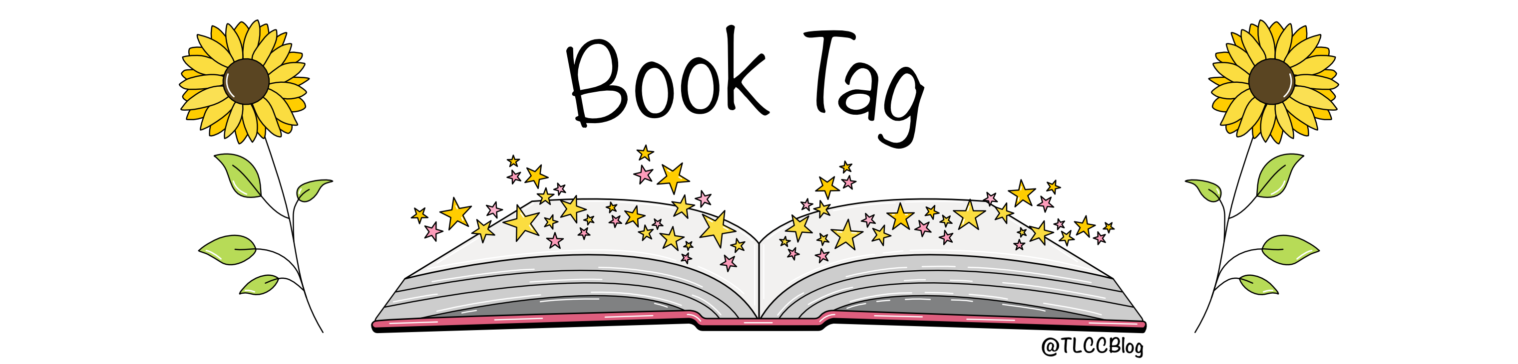 Book Tag Header