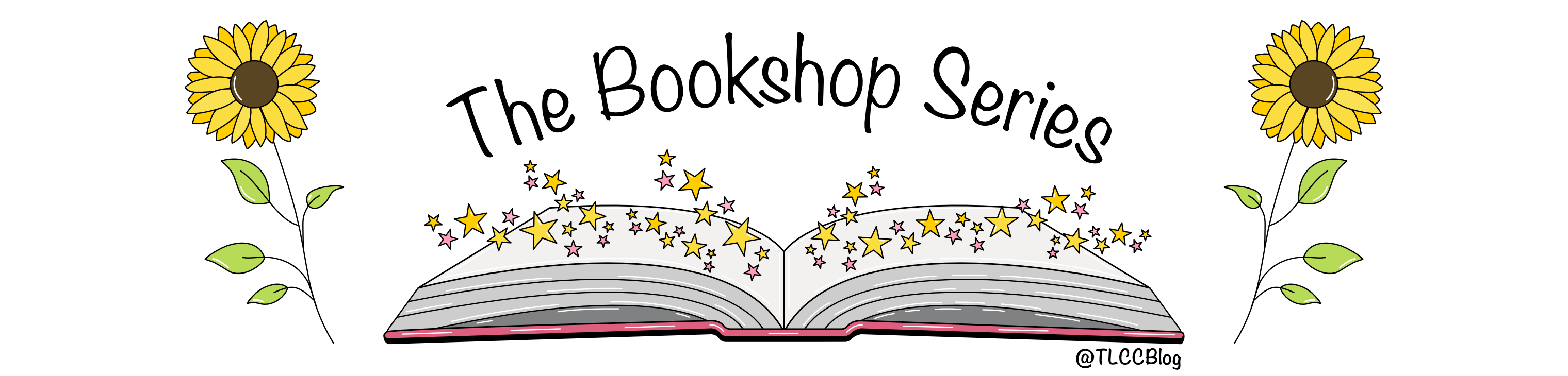 The Bookshop Series Header