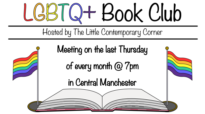 TLCC LGBTQ+ Book Club Meeting Twitter